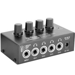 On-Stage 4-Channel Headphone Amp