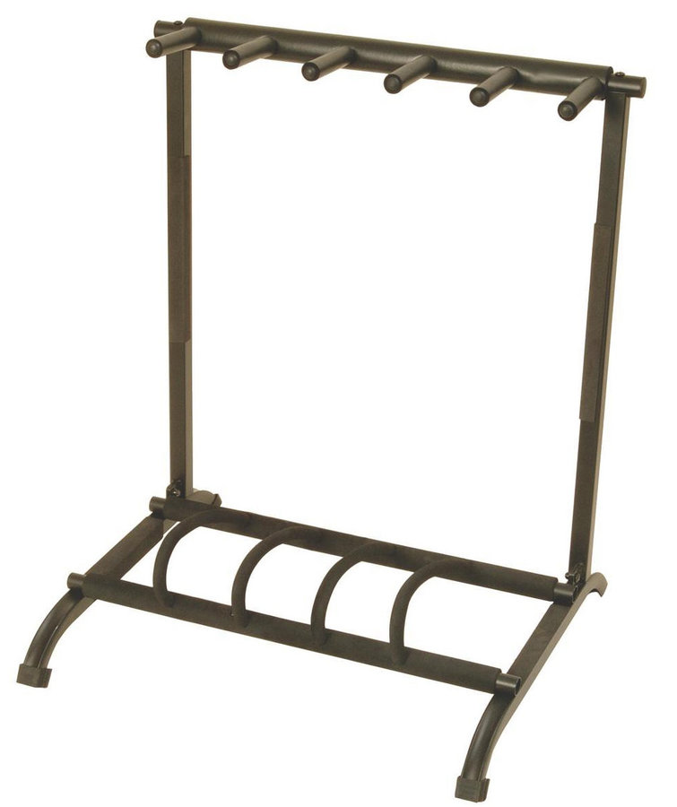 View larger image of On-Stage 5-Space Foldable Multi Guitar Rack
