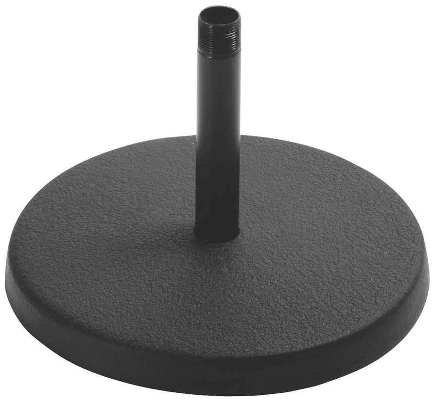 View larger image of On-Stage Basic Fixed-Height Desktop Stand - Black