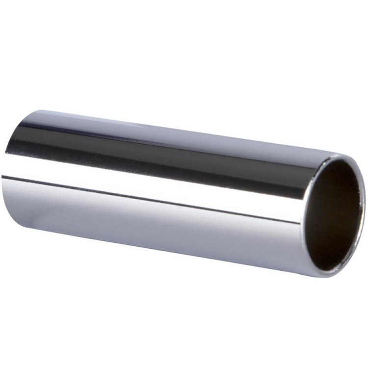View larger image of On-Stage Chrome-Plated Guitar Slide - Size 6