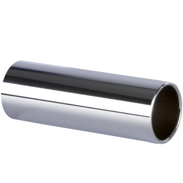 View larger image of On-Stage Chrome-Plated Guitar Slide - Size 9