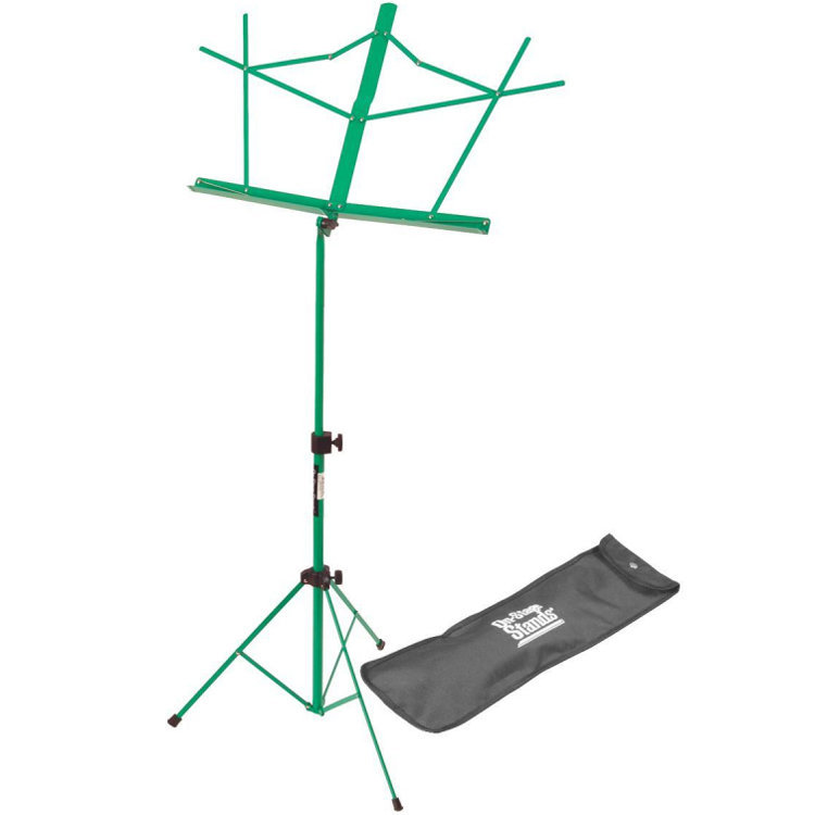 View larger image of On-Stage Compact Sheet Music Stand - Green