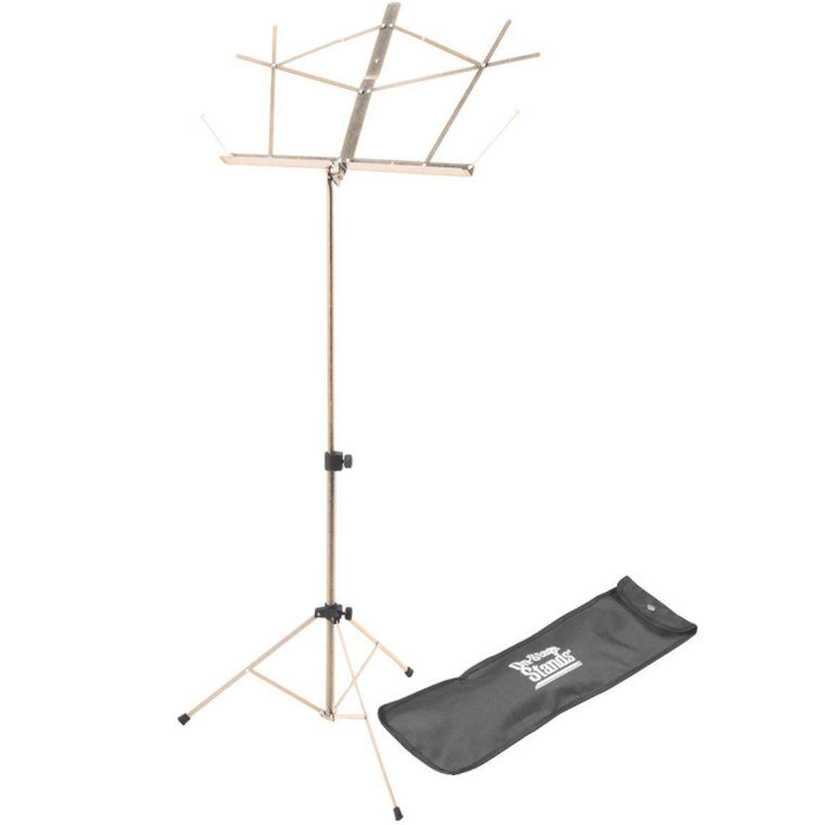 View larger image of On-Stage Compact Sheet Music Stand - Nickel