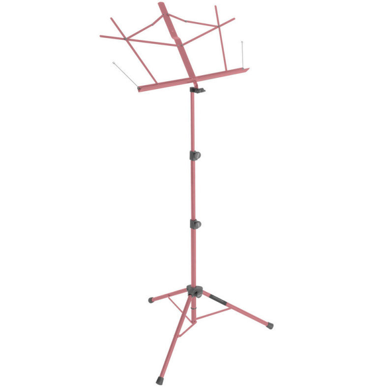 View larger image of On-Stage Compact Sheet Music Stand - Pink