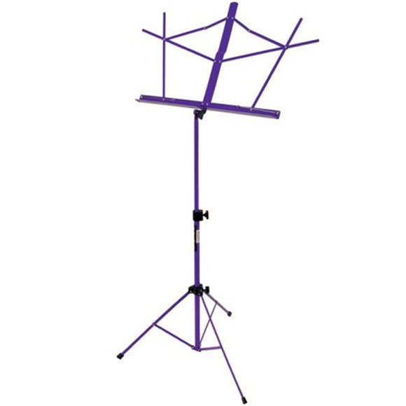 View larger image of On-Stage Compact Sheet Music Stand - Purple