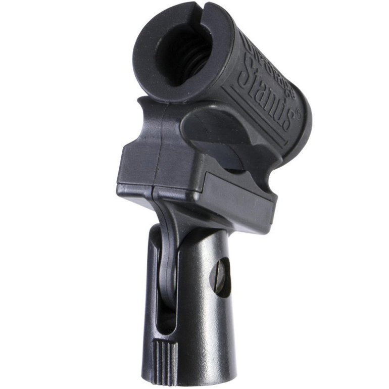 View larger image of On-Stage Condenser Shock-Mount Microphone Clip