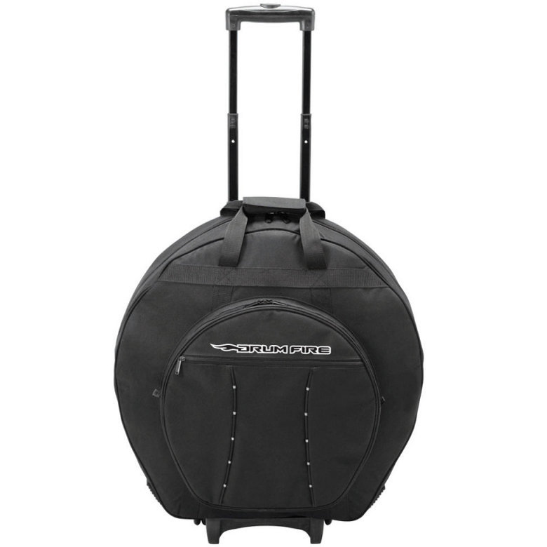 View larger image of On-Stage Cymbal Gig Bag with Wheels
