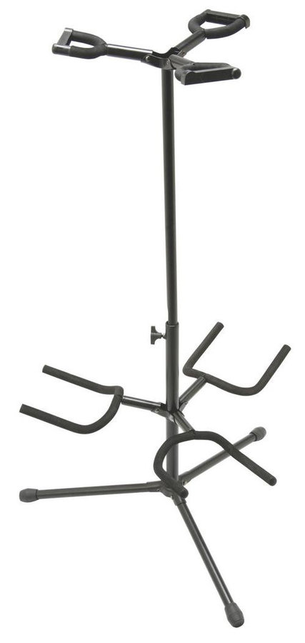 View larger image of On-Stage Deluxe Folding Triple Guitar Stand