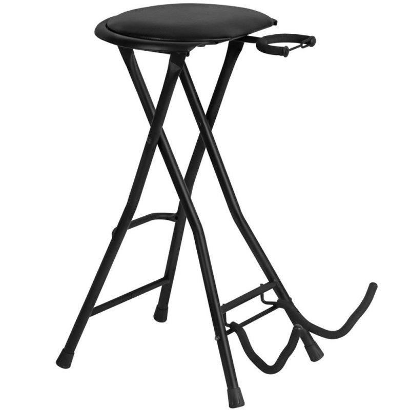 View larger image of On-Stage DT7500 Guitar Stool with Foot Rest