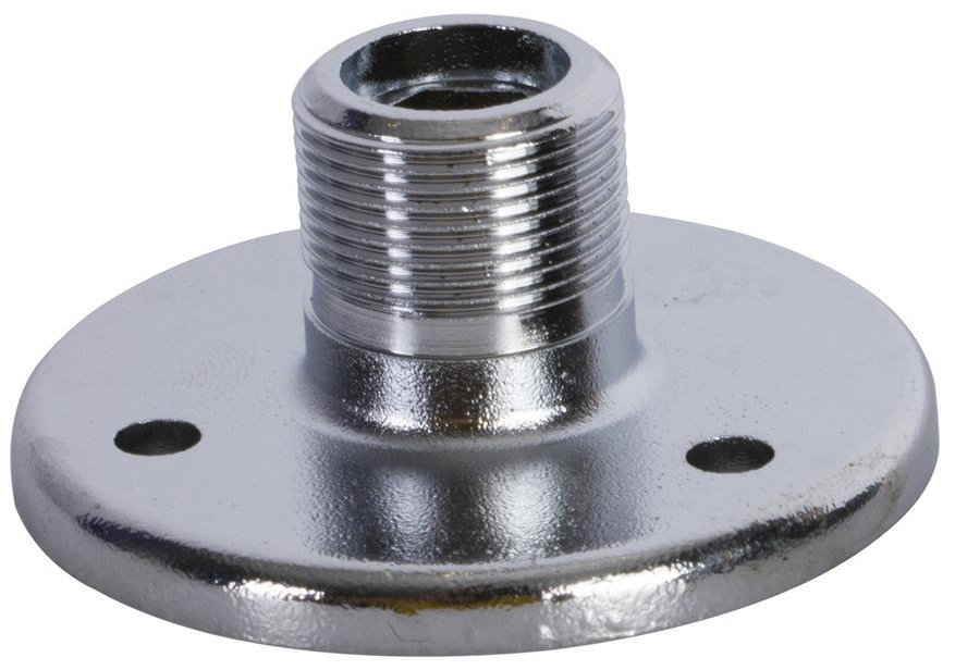 View larger image of On-Stage Flange Mount - Chrome