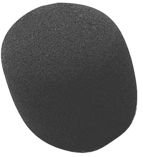 View larger image of On-Stage Foam Windscreen - Black