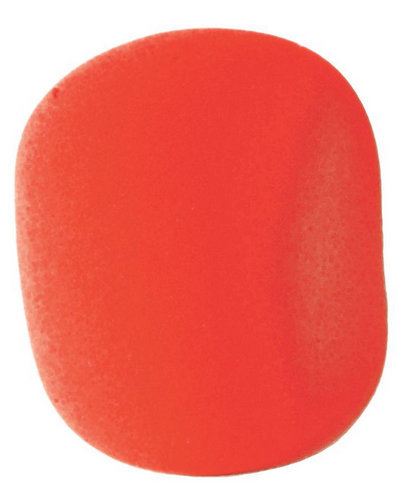 View larger image of On-Stage Foam Windscreen - Red