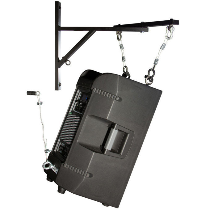 View larger image of On-Stage Hanging Speaker Bracket - Pair