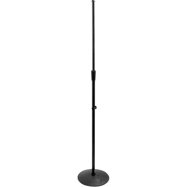 View larger image of On-Stage Heavy Duty Low Profile Microphone Stand - 10