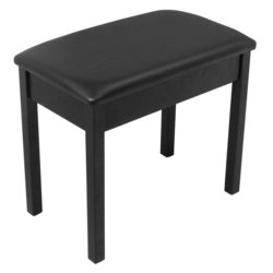 On-Stage Keyboard/Piano Bench - Black