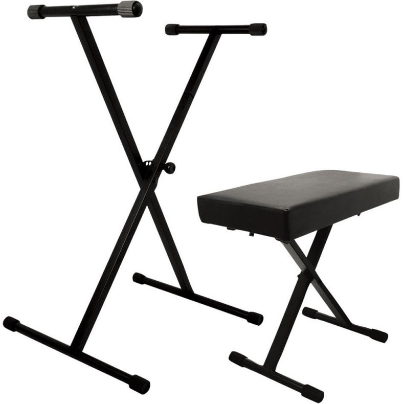 View larger image of On-Stage Keyboard Stand and Bench Pack