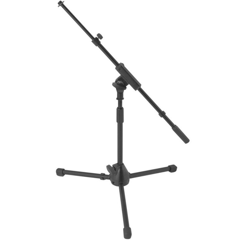 View larger image of On-Stage Kick Drum/Amp Tripod Microphone Stand with Tele-Boom