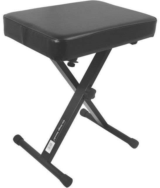 View larger image of On-Stage KT7800 Three-Position X-Style Bench