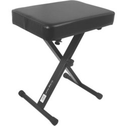 On-Stage KT7800 Three-Position X-Style Bench