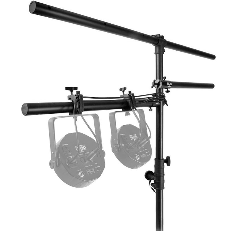 View larger image of On-Stage LTA4770 Lighting Clamp with Cable Management System - Pair