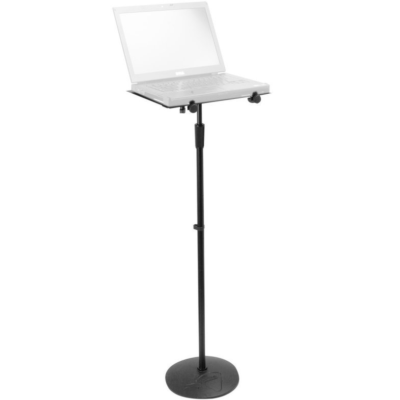 View larger image of On-Stage Microphone Stand Laptop Mount
