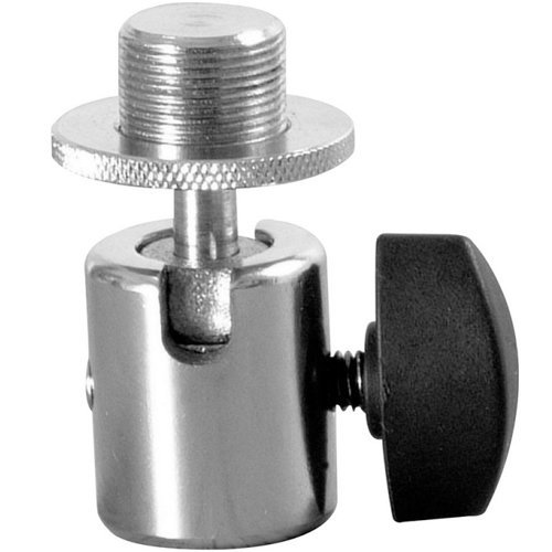 View larger image of On-Stage MM01 Ball-Joint Microphone Adapter