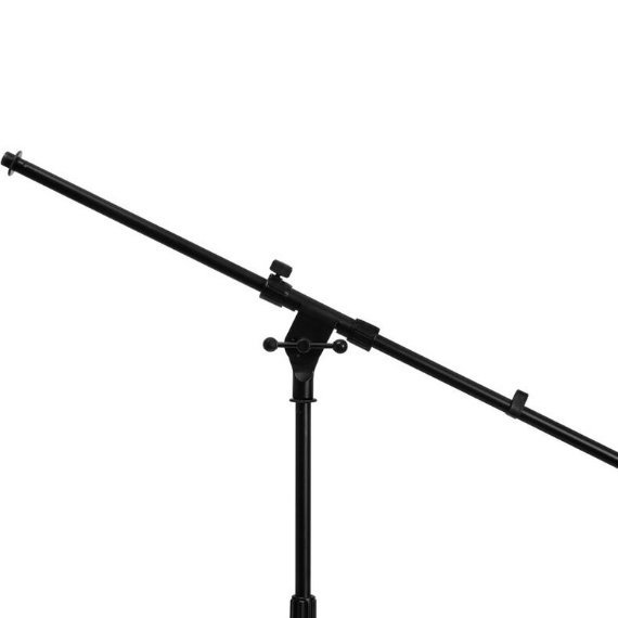 View larger image of On-Stage MS7701B Tripod Boom Microphone Stand - Black