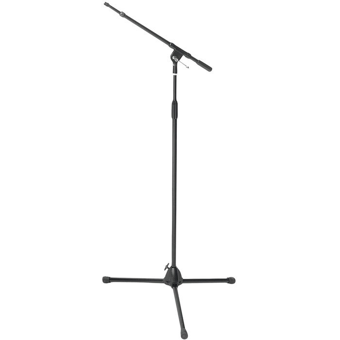 View larger image of On-Stage MS9701TB Tripod Telescopic Boom Microphone Stand - Black