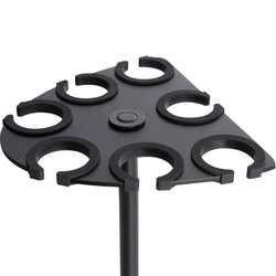 On-Stage Multi-Microphone Holder