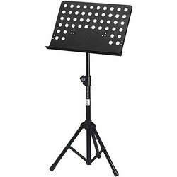 On-Stage Perforated Music Stand
