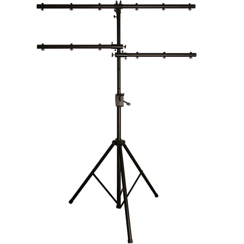 View larger image of On-Stage Power Crank-Up Lighting Stand