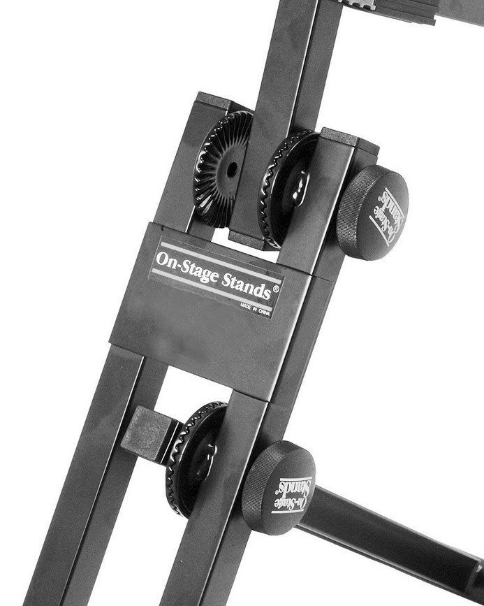 View larger image of On-Stage Pro Tiltback Amplifier Stand