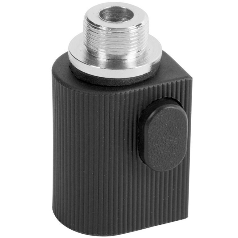View larger image of On-Stage Professional Quik-Release Microphone Adapter