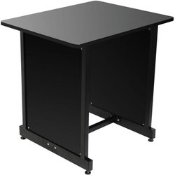 On-Stage Rack Cabinet - Black