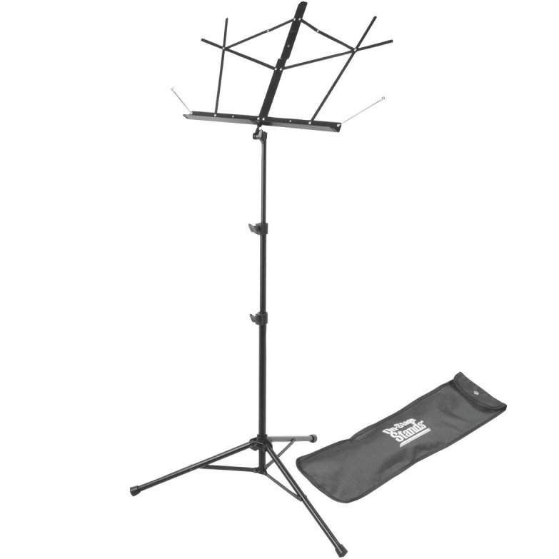 View larger image of On-Stage Sheet Music Stand with Tripod Base