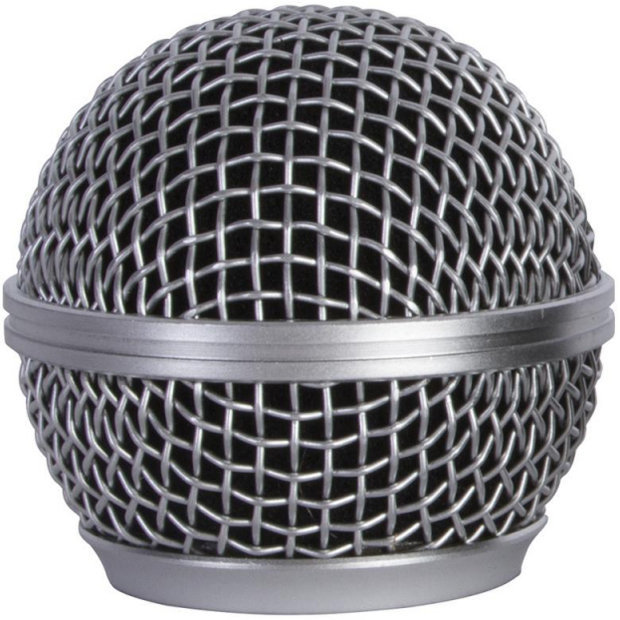 View larger image of On-Stage Steel Mesh Microphone Grille