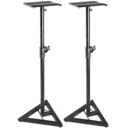 On-Stage Studio Monitor Stands - Pair