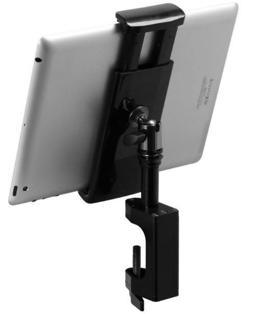 View larger image of On-Stage TCM1908 U-Mount Universal Grip-On Device Holder