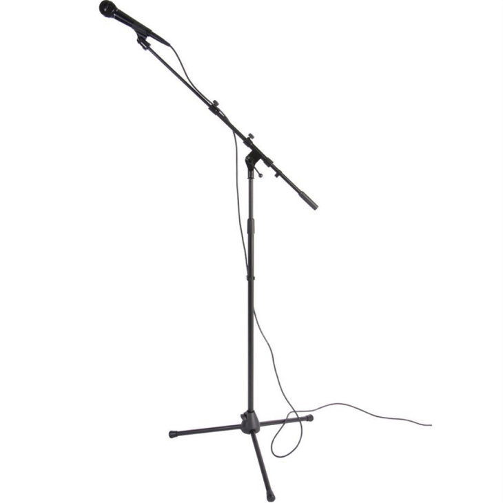 View larger image of On-Stage Telescoping Euro Boom Microphone Stand