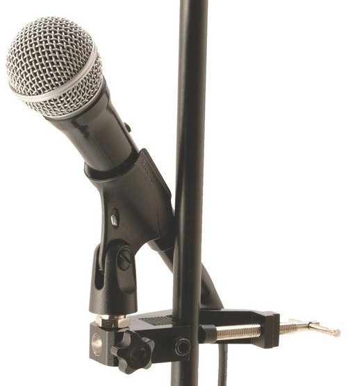 View larger image of On-Stage TM01 Table/Stand Microphone Clamp