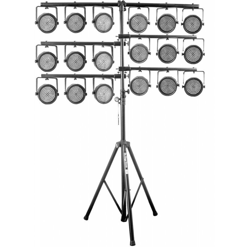 View larger image of On-Stage U-Mount Lighting Arms