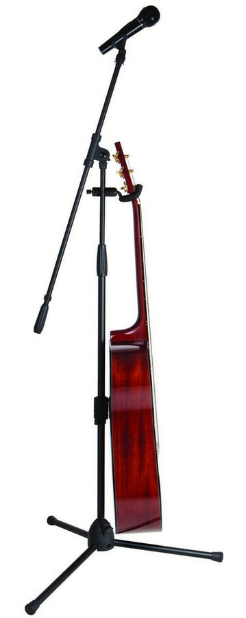 View larger image of On-Stage U-Mount Mic Stand Guitar Hanger
