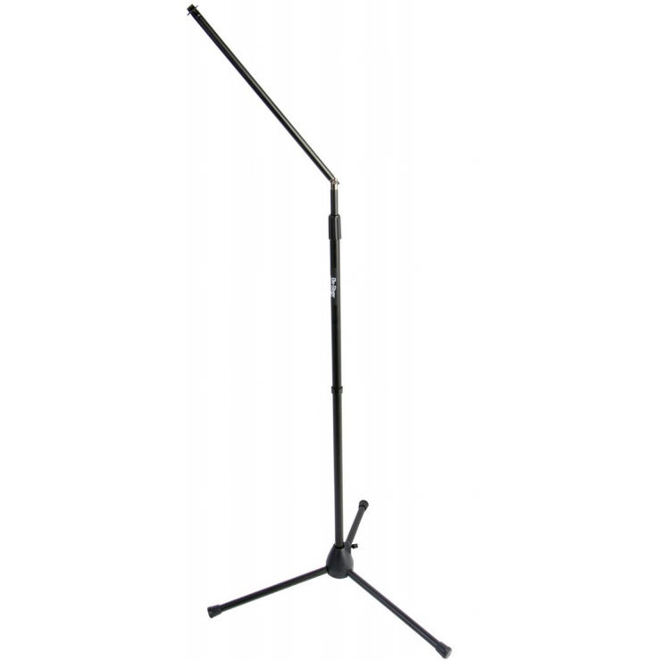 View larger image of On-Stage Upper Rocker-Lug Microphone Stand with Tripod Base - Black
