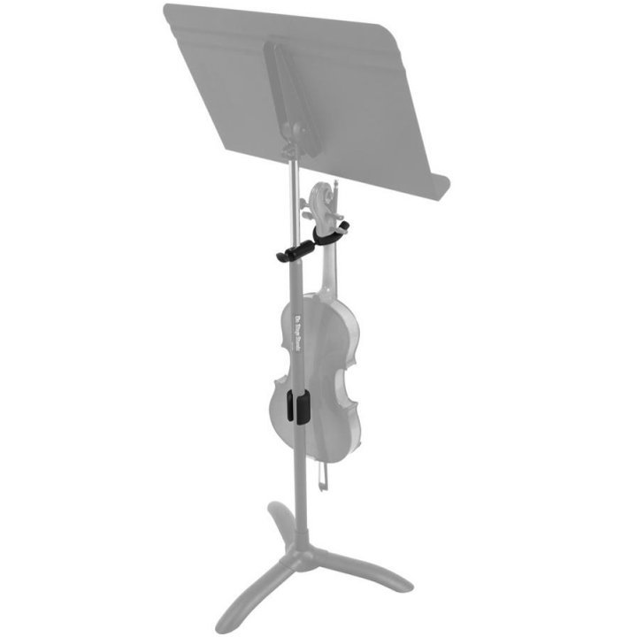 View larger image of On-Stage Violin Hanger for Music Stand