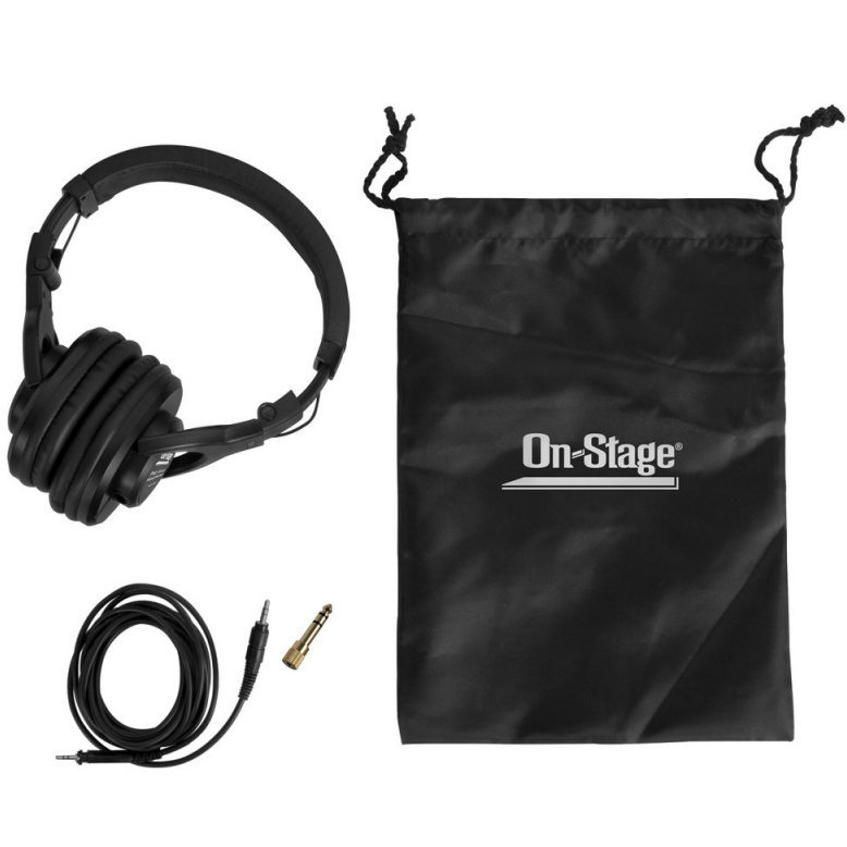 View larger image of On-Stage WH4500 Professional Studio Headphones