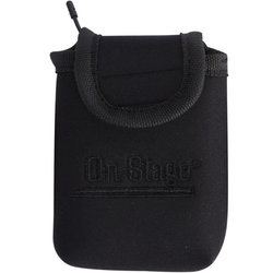 On-Stage Wireless Transmitter Pouch
