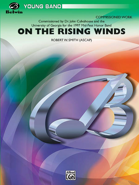 View larger image of On the Rising Winds - Score & Parts, Grade 2