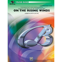On the Rising Winds - Score & Parts, Grade 2