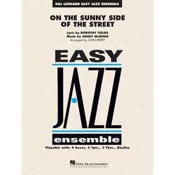 On The Sunny Side Of The Street - Score & Parts, Grade 2