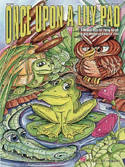 View larger image of Once Upon a Lily Pad - Showtrax CD